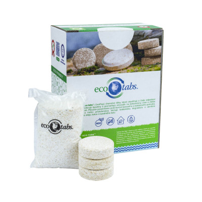 ecotabs Grease trap treatment starter pack - Štartér pre lapače tukov