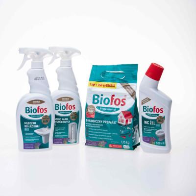 Biofos Eko set pre domácnosť veľký