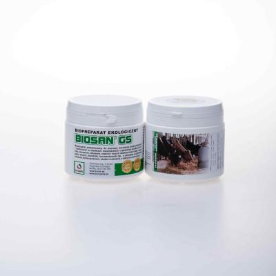 Set hlboká podstielka - Biosan GS + Sanidenn hlboká podstielka