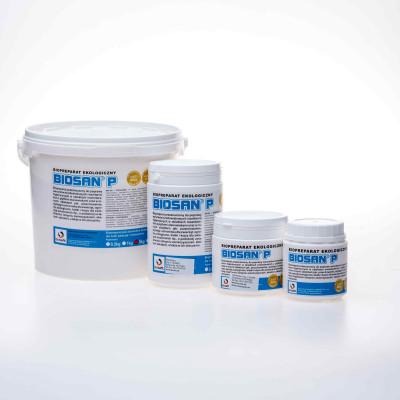 BIOSAN P - Plytká podstielka - užitočné baktérie