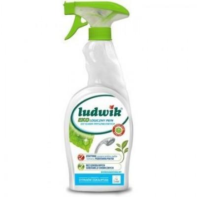 Ludwik EKO – na čistenie sprchových kútov 750ml